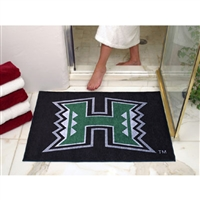 Hawaii Rainbow Warriors NCAA All-Star Floor Mat (34x45)