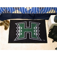 Hawaii Rainbow Warriors NCAA Starter Floor Mat (20x30)