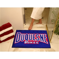 Duquesne Dukes NCAA All-Star Floor Mat (34x45)