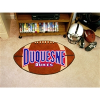 Duquesne Dukes NCAA Football Floor Mat (22x35)