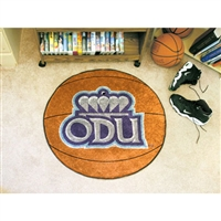 Old Dominion Monarchs NCAA Basketball Round Floor Mat (29)