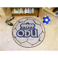 Old Dominion Monarchs NCAA Soccer Ball Round Floor Mat (29)