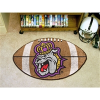 James Madison Dukes NCAA Football Floor Mat (22x35)