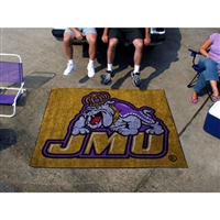 James Madison Dukes NCAA Tailgater Floor Mat (5'x6')