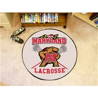 Maryland Terps NCAA Ball Round Floor Mat (29)