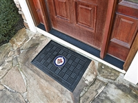 Winnipeg Jets NHL Vinyl Doormat (19x30)