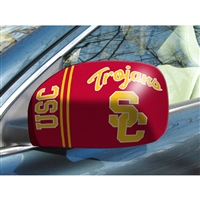 USC Trojans NCAA Mirror Cover (Small)