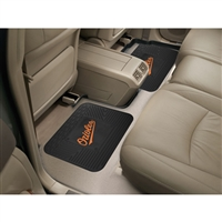 Baltimore Orioles MLB Utility Mat (14x17)(2 Pack)