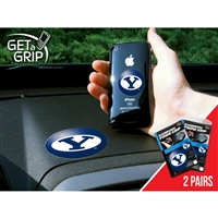 Brigham Young Cougars NCAA Get a Grip Cell Phone Grip Accessory