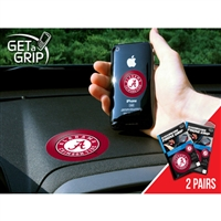 Alabama Crimson Tide NCAA Get a Grip Cell Phone Grip Accessory