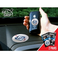 Tampa Bay Rays MLB Get a Grip Cell Phone Grip Accessory