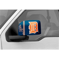 Detroit Tigers MLB Mirror Cover (Large)