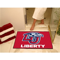 Liberty Flames NCAA All-Star Floor Mat (34x45)