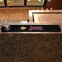 Los Angeles Lakers NBA Drink Mat (3.25in x 24in)