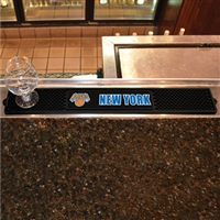 New York Knicks NBA Drink Mat (3.25in x 24in)