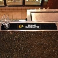 Chicago Blackhawks NHL Drink Mat (3.25in x 24in)