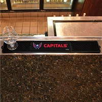 Washington Capitals NHL Drink Mat (3.25in x 24in)