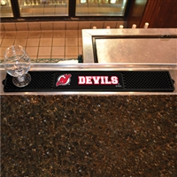 New Jersey Devils NHL Drink Mat (3.25in x 24in)