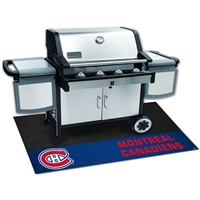 Montreal Canadiens NHL Vinyl Grill Mat(26x42)