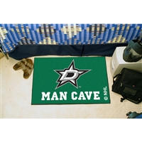 Dallas Stars NHL Man Cave Starter Floor Mat (20in x 30in)