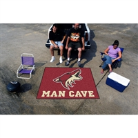 Phoenix Coyotes NHL Man Cave Tailgater Floor Mat (60in x 72in)