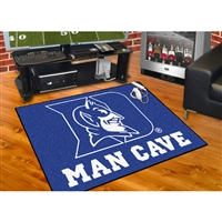 Duke Blue Devils NCAA Man Cave All-Star Floor Mat (34in x 45in)