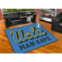 UCLA Bruins NCAA Man Cave All-Star Floor Mat (34in x 45in)