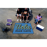 UCLA Bruins NCAA Man Cave Tailgater Floor Mat (60in x 72in)