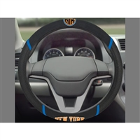 New York Knicks NBA Polyester Steering Wheel Cover