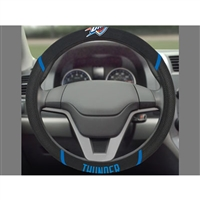 Oklahoma City Thunder NBA Polyester Steering Wheel Cover