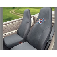 Oklahoma City Thunder NBA Polyester Seat Cover