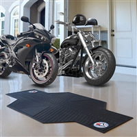 Toronto Blue Jays MLB Motorcycle Mat (82.5in L x 42in W)