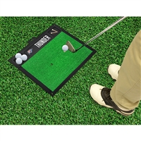 Oklahoma City Thunder NBA Golf Hitting Mat (20in L x 17in W)