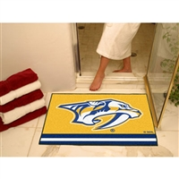 Nashville Predators NHL All-Star Floor Mat (34x45)