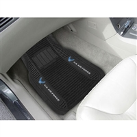 Air Force Falcons NCAA Deluxe 2-Piece Vinyl Car Mats