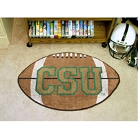 Creighton Bluejays NCAA Football Floor Mat (22x35)