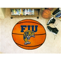 Florida International Golden Panthers NCAA Basketball Round Floor Mat (29)