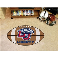 Liberty Flames NCAA Football Floor Mat (22x35)