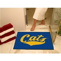 Montana State Bobcats NCAA All-Star Floor Mat (34x45)