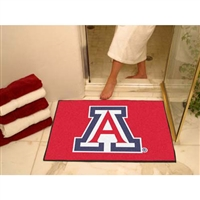 Arizona Wildcats NCAA All-Star Floor Mat (34x45)