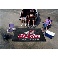 Massachusetts Minutemen NCAA Ulti-Mat Floor Mat (5x8')