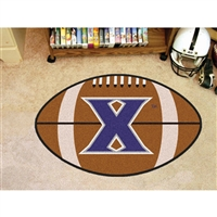 Xavier Musketeers NCAA Football Floor Mat (22x35)