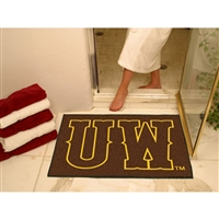 Wyoming Cowboys NCAA All-Star Floor Mat (34x45)