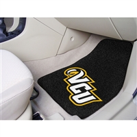 Virginia Commonwealth Rams NCAA Car Floor Mats (2 Front)