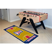 Arizona Wildcats NCAA Court Runner (24x44)
