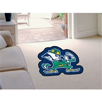 Notre Dame Fighting Irish NCAA Mascot Mat (30x40)
