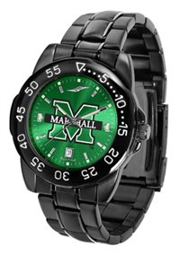 Marshall Thundering Herd Fantom Sport Watch, Anochrome Dial, Black