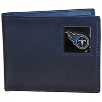 Tennessee Titans NFL Bifold Wallet in a Tin