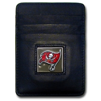 Tampa Bay Buccaneers Executive NFL Money Clip/Card Holder