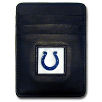 Indianapolis Colts Executive NFL Money Clip/Card Holder